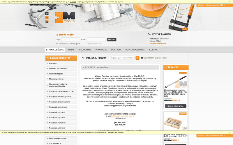 MM-TOOLS ŚPIEWAK SP.J.