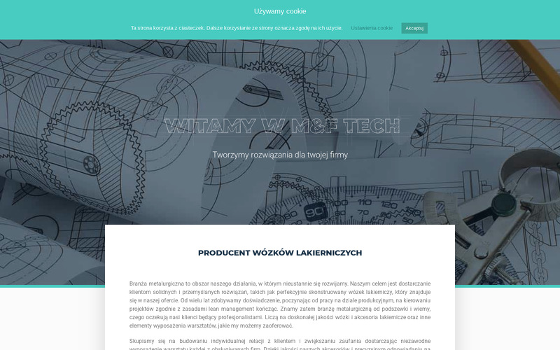 MACHINE & FABRICATION TECHNOLOGY
