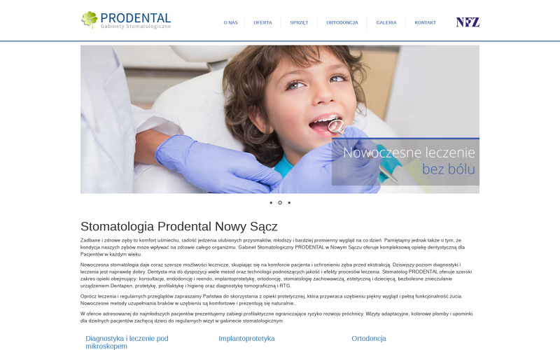 NZOZ PRODENTAL SP. Z O.O.